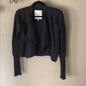 Gilly Hicks open knit cardigan sweater size S